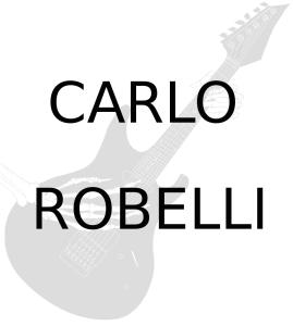 Carlo Robelli Guitars