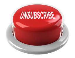 Simple One Click Unsubscribe